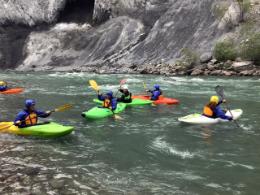 Kanuschule - the Joy of Whitewater